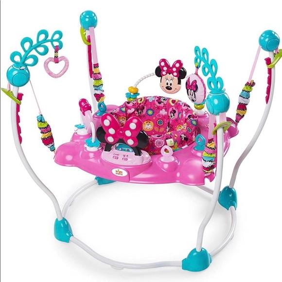 Minnie Mouse peekaboo jumper
